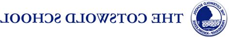 The Cotswold 学校 Logo